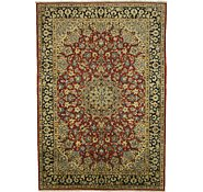 Link to 8' 6 x 12' 4 Isfahan Persian Rug
