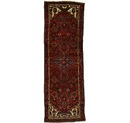 Link to 3' 3 x 9' 8 Hossainabad Persian Runner Rug