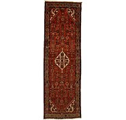Link to 3' 1 x 9' 4 Hossainabad Persian Runner Rug