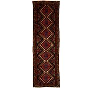 Link to 2' 11 x 10' 1 Koliaei Persian Runner Rug