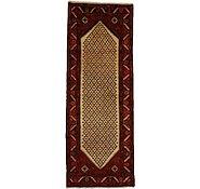 Link to 3' 5 x 9' 3 Koliaei Persian Runner Rug