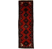 Link to 3' 3 x 10' 2 Hamedan Persian Runner Rug