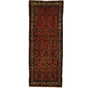 Link to 3' 7 x 9' 1 Hossainabad Persian Runner Rug