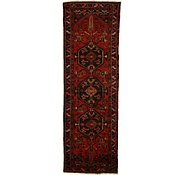 Link to 3' 7 x 10' 11 Khamseh Persian Runner Rug