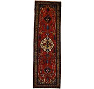Link to 3' 5 x 10' 6 Hamedan Persian Runner Rug