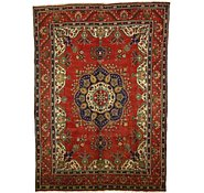 Link to 9' 7 x 13' 1 Tabriz Persian Rug