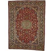 Link to 9' 9 x 13' Isfahan Persian Rug
