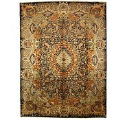 Link to 9' 7 x 12' 11 Kashmar Persian Rug
