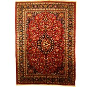 Link to 8' 6 x 11' 9 Mashad Persian Rug