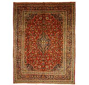 Link to 9' 9 x 12' 5 Kashan Persian Rug
