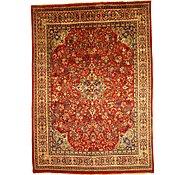 Link to 9' 7 x 13' 7 Farahan Persian Rug