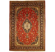 Link to 9' 3 x 13' Kashan Persian Rug