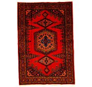 Link to 7' 1 x 10' 4 Viss Persian Rug