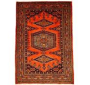 Link to 7' 4 x 10' 5 Viss Persian Rug