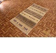 Link to 2' 11 x 5' 9 Kashkuli Gabbeh Persian Rug