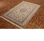 Link to 3' 11 x 6' 7 Nain Persian Rug