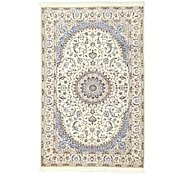 Link to 4' 3 x 6' 8 Nain Persian Rug