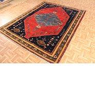Link to 6' 6 x 8' 2 Kashkuli Gabbeh Persian Rug