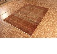 Link to 4' 10 x 6' 4 Kashkuli Gabbeh Persian Rug