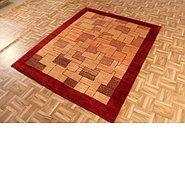 Link to 2' 8 x 4' 9 Kashkuli Gabbeh Persian Rug