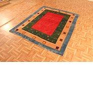 Link to 5' 2 x 6' 6 Kashkuli Gabbeh Persian Rug