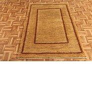 Link to 3' 6 x 5' 7 Kashkuli Gabbeh Persian Rug