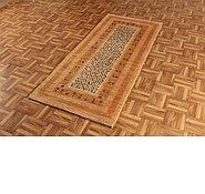 Link to 2' 7 x 6' 1 Kashkuli Gabbeh Persian Runner Rug
