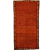 Link to 4' 10 x 9' 7 Farahan Persian Rug