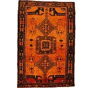 Link to 5' x 7' 6 Kurdish Berber Persian Rug