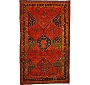 Link to 5' 3 x 8' 10 Kurdish Berber Persian Rug