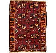 Link to 4' 11 x 6' 9 Kurdish Berber Persian Rug