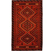 Link to 5' 2 x 8' 4 Kurdish Berber Persian Rug