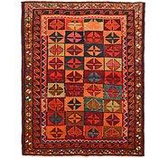 Link to 5' 6 x 6' 10 Kurdish Berber Persian Rug