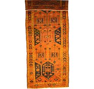 Link to 4' 10 x 11' 5 Kurdish Berber Persian Runner Rug