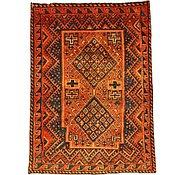 Link to 4' x 5' 6 Shiraz Persian Rug