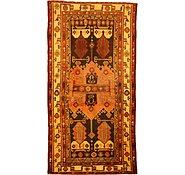 Link to 4' 6 x 6' 8 Hamedan Persian Rug