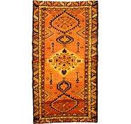 Link to 4' 8 x 8' 8 Hamedan Persian Rug