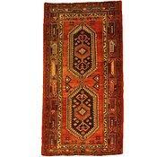 Link to 3' 5 x 6' 6 Khamseh Persian Rug