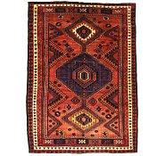 Link to 6' 3 x 8' 6 Shiraz Persian Rug