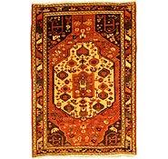 Link to 4' 3 x 6' 4 Shiraz Persian Rug