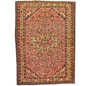 Link to 4' 8 x 6' 7 Zanjan Persian Rug