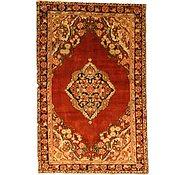Link to 4' x 6' 7 Farahan Persian Rug