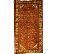 Link to 3' 5 x 6' 6 Hossainabad Persian Rug