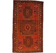 Link to 4' 1 x 7' 3 Khamseh Persian Rug