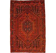 Link to 4' 9 x 7' Zanjan Persian Rug