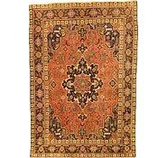 Link to 4' 5 x 6' 4 Tabriz Persian Rug