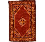 Link to 4' 3 x 6' 8 Farahan Persian Rug
