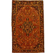 Link to 4' 10 x 8' Farahan Persian Rug