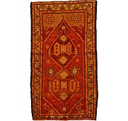 Link to 3' 6 x 6' 6 Hamedan Persian Rug