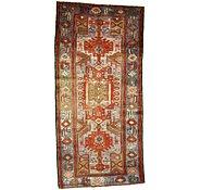 Link to 3' 5 x 7' 5 Zanjan Persian Runner Rug